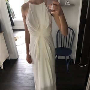 Zimmermann silk gown NEW WITH TAGS!!